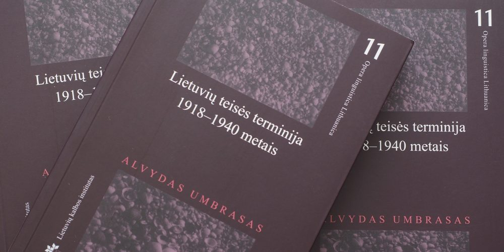 LKI Terminologijos centro leidiniai