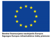 Co-financed by the Connecting Europe Facility lt square cef logo